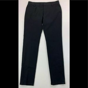 CAbi Women's Size 4 Black Slim Trouser NEW